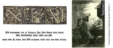 XFM's Heavy Easter - Special Guests JDO, Pale Lady, Maver
