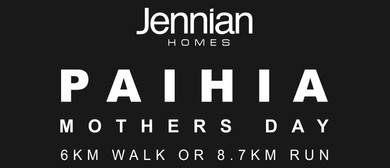 Jennian Homes Paihia Mother's Day Run/Walk