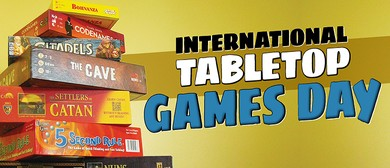 International Tabletop Games Day