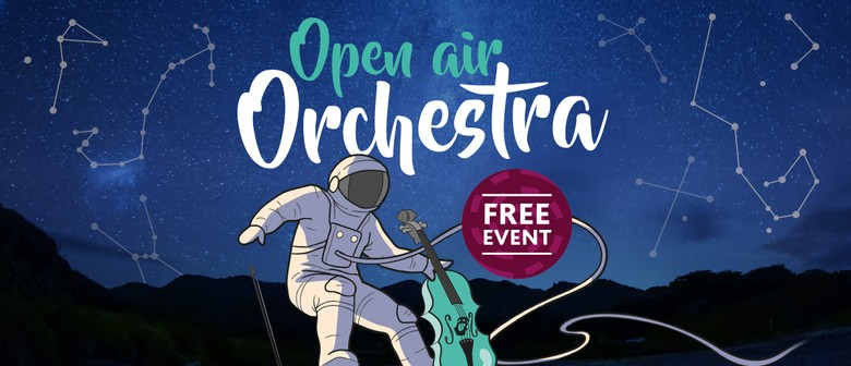 Music In Parks: Open Air Orchestra