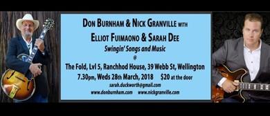 Don Burnham and Nick Granville