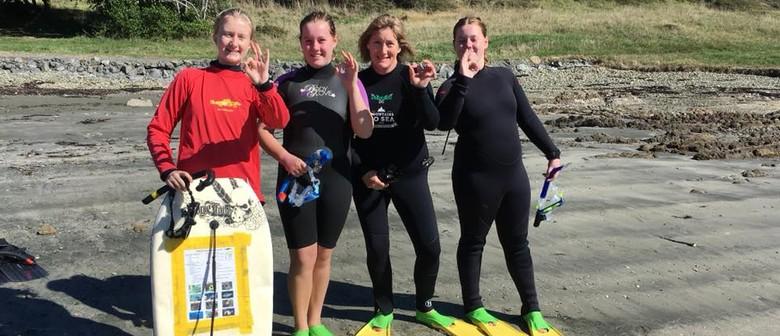 Parks Week: Kau Bay Community Snorkel