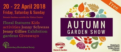 Autumn Garden Show