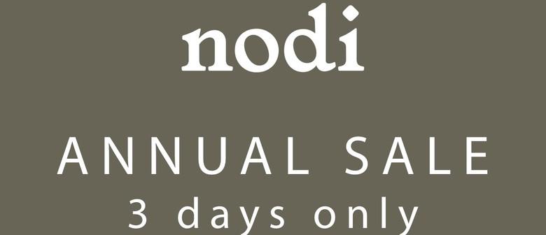 Nodi Rugs Annual Sale