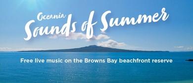 Oceania Sounds of Summer