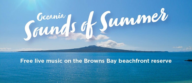 Oceania Sounds of Summer