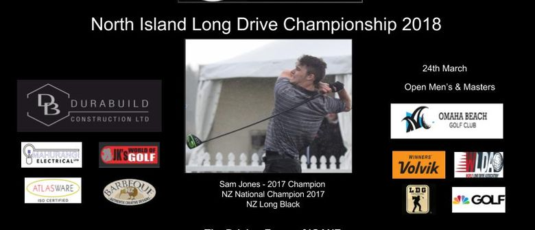 North Island Long Drive Championship 2018