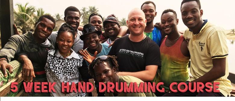 Tauranga African Hand Drumming Course