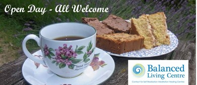 Balanced Living Open Day & Afternoon Tea