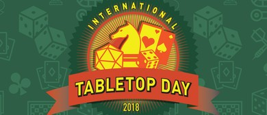 Selwyn International Tabletop Day