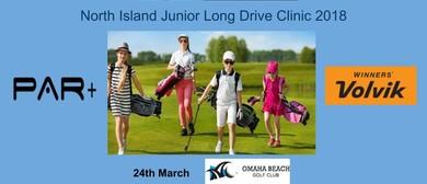 IGANZ Kids - Long Drive Clinic