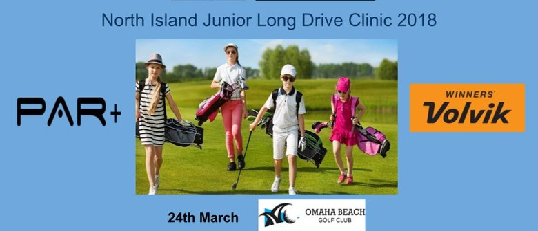 IGANZ Kids - Long Drive Clinic