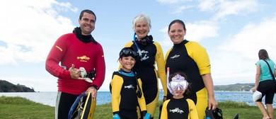 Tawharanui Snorkel Day