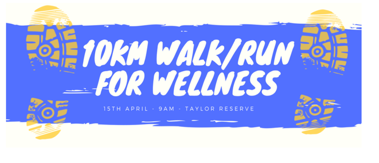 10km Walk/Run for Wellness 2018