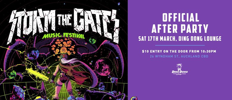Storm The Gate Official After Party