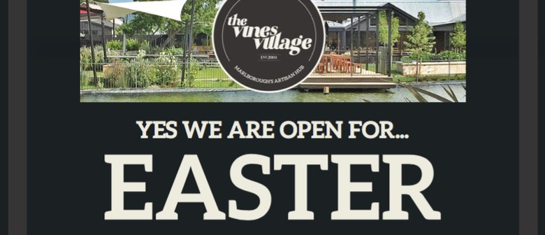 Easter Sunday BBQ, Live Music & Special Tastings