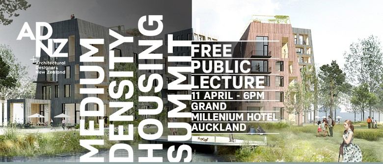 Medium Density Housing Public Lecture