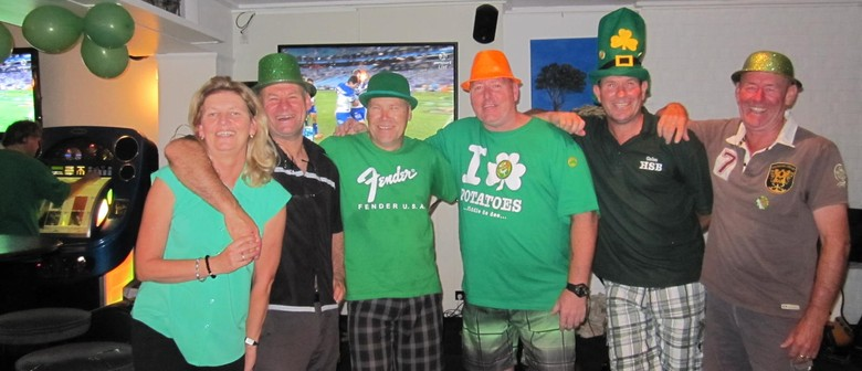 St Paddy's Day Party
