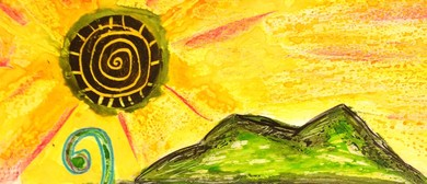 Educators Art Development: Rona and the Moon