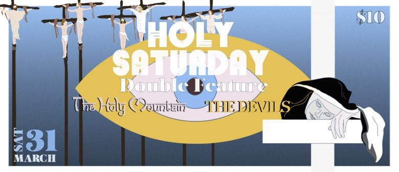 Easter Double Feature: Holy Mountain & The Devils