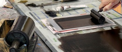 Studio One Toi Tū - Intaglio Print Plus