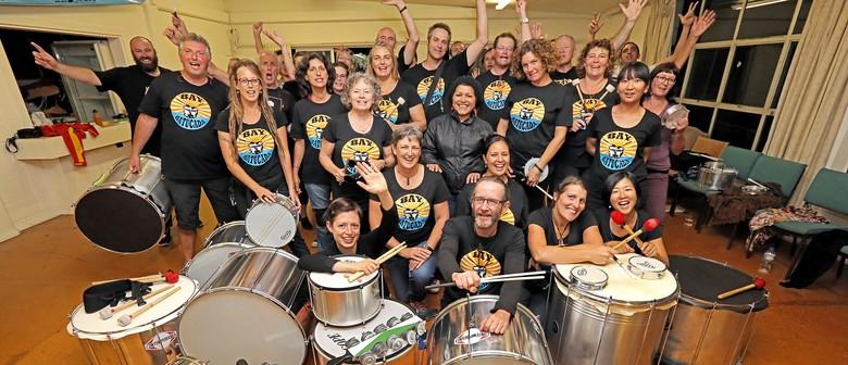 Beginners Brazilian Drumming Course
