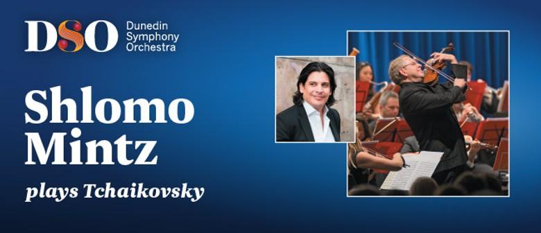 DSO Presents: Shlomo Mintz Plays Tchaikovsky