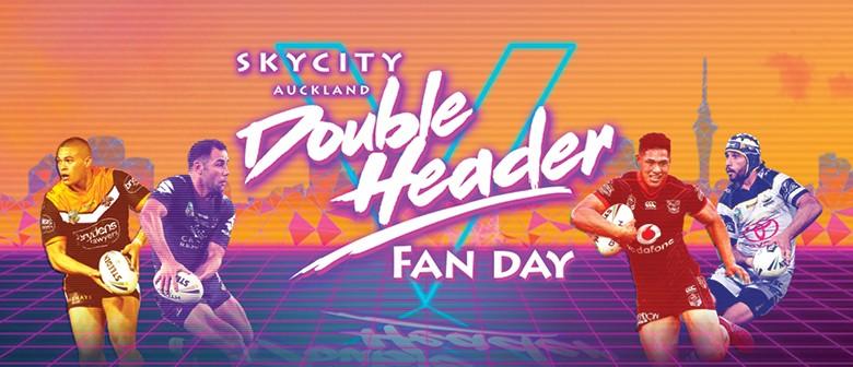 SKYCITY Auckland Double Header Fan Day