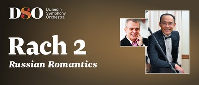 DSO Presents: Rach 2 - Russian Romantics