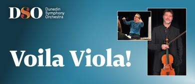 DSO Presents: Voila Viola!