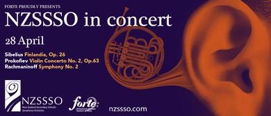 NZSSSO Concert 2018