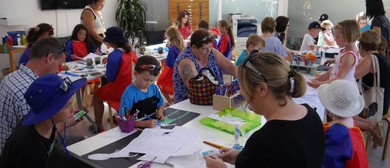 School Holiday Art Days for Kids