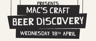 Mac's Craft Beer Discovery