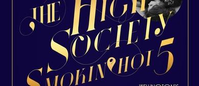 CubaDupa Jazz with The High Society Smokin Hot 5