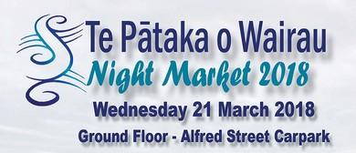 Te Pataka O Wairau Night Market