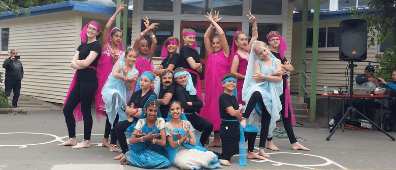 Otari School Does Bollywood