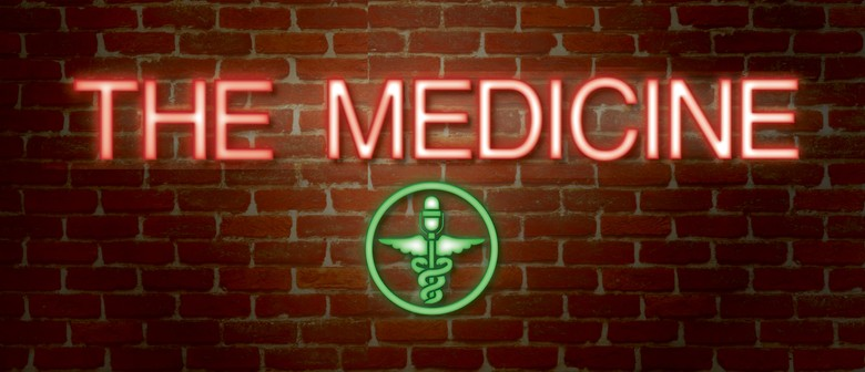 The Medicine Stand-up Comedy Featuring Raybon Kan