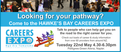2018 Hawkes Bay Career Expo
