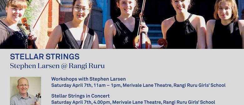 Stellar Strings Concert