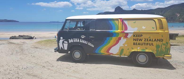 Keep New Zealand Beautiful Oasis At the Waikato Show