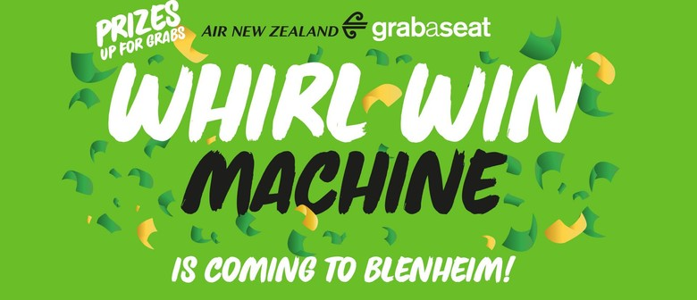 Grabaseat Whirl-Win Tour