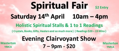 Holistic Wellbeing Spiritual Fair