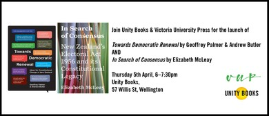 Launch - Towards Democratic Renewal & In Search of Consensus