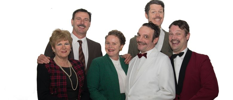 Faulty Towers - Dinner Theatre at its Best