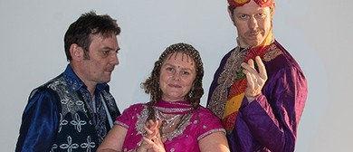 Murder At Hotel Balle Balle - Dinner Theatre at its Best