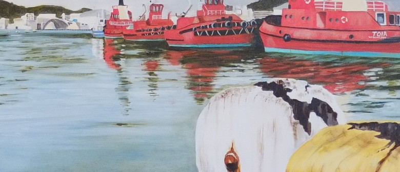Exhibition Featuring Local Artist Robyn Armour