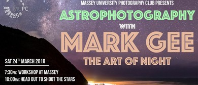 Astrophotography with Mark Gee