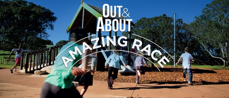 Out and About-Amazing Race