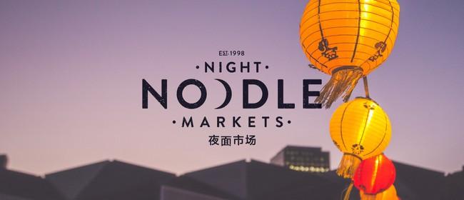 Wellington Night Noodle Markets