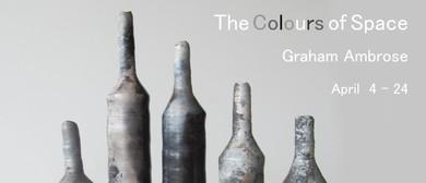 The Colours of Space - Graham Ambrose Ceramics